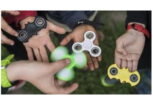 Hand spinner...attention danger !